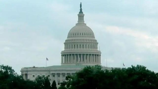 Democratic leaders urge Sen McConnell to take up background check gun legislation