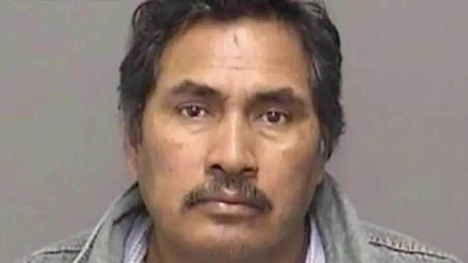 Illegal immigrant arrested in shooting of California sheriff's deputy