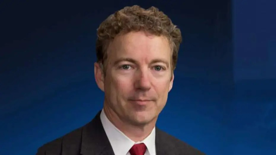Sen. Paul: This is a serious breach to our tax code