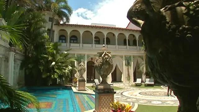 A rare look inside Gianni Versace's mansion   On Air Videos   Fox News
