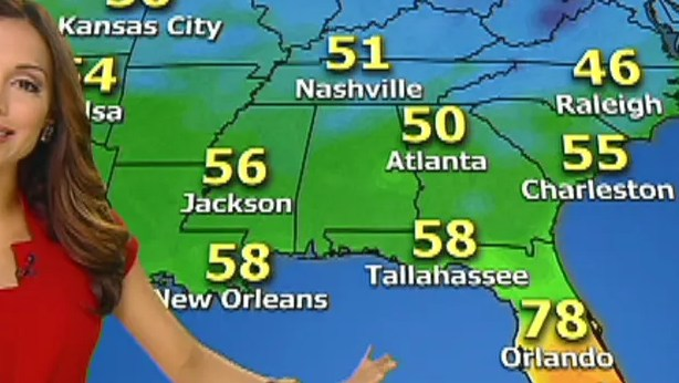HD Decor Images » Fox Southeastern Weather Forecast  12 12   Fox News Video