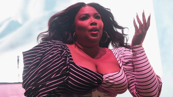 Lizzo responds to