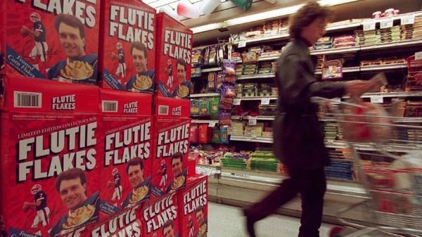 Doug Flutie announces return of Flutie Flakes