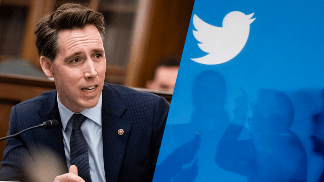 Twitter not enforcing terms of service fairly: Sen. Hawley | Fox ...