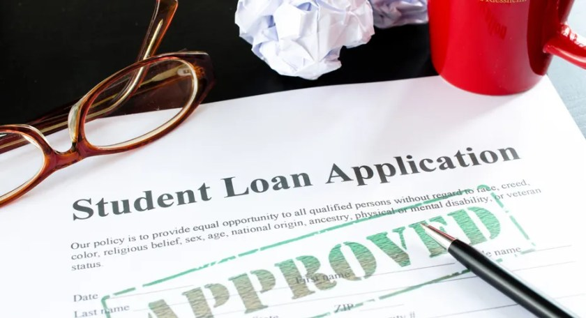 When should you apply for a student loan?