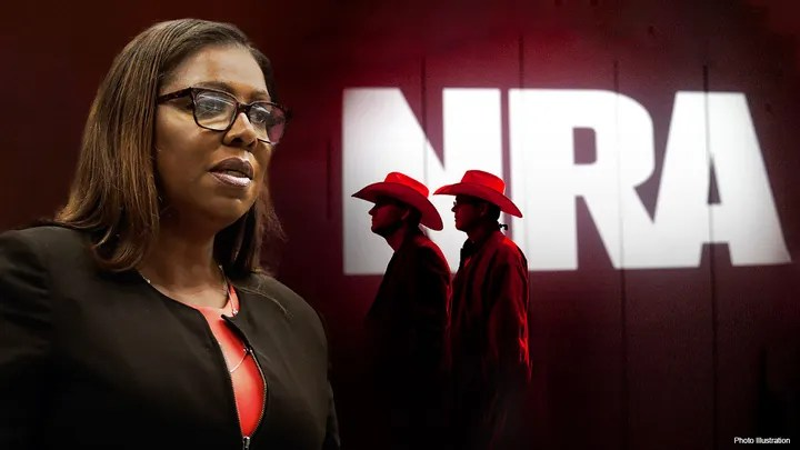 NRA files for bankruptcy, announces it's ditching New York for Texas