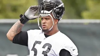 Steelers' Maurkice Pouncey addresses helmet decal issue amid team stir