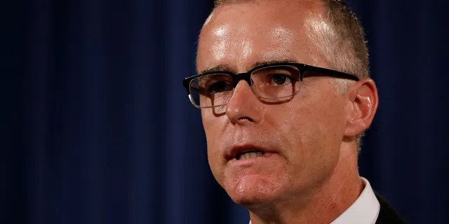 """In December 2017, then-FBI deputy director Andrew McCabe testified that """"no surveillance warrant would have been sought"""" from the FISA court """"without the Steele dossier information,"""" according to a House GOP memo's findings. McCabe is now a CNN contributor."""