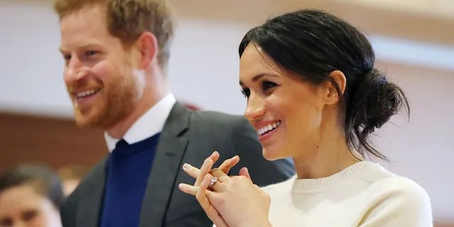 Markle and Harry's interview with Oprah Winfrey will air on Sunday.