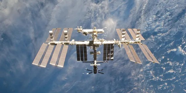 The spacewalk on Sunday is the first of two upcoming maintenance spacewalks scheduled for the ISS.(REUTERS/NASA/Handout)