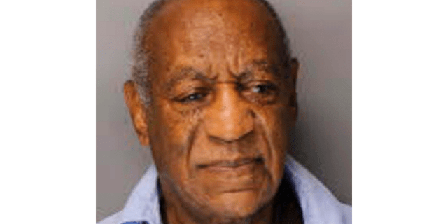 This Tuesday, Sept. 25, 2018, photo provided by the Pennsylvania Department of Corrections shows Bill Cosby, after he was sentenced to three-to 10-years for sexual assault.