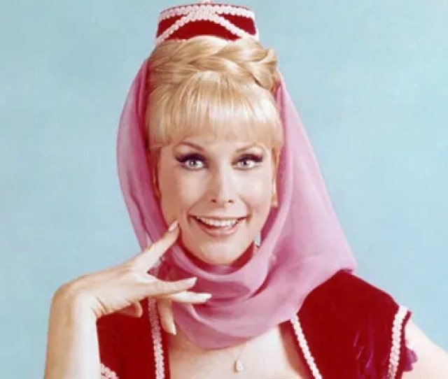 I Dream Of Jeannie Star Barbara Eden Says Shes Never Thought Of