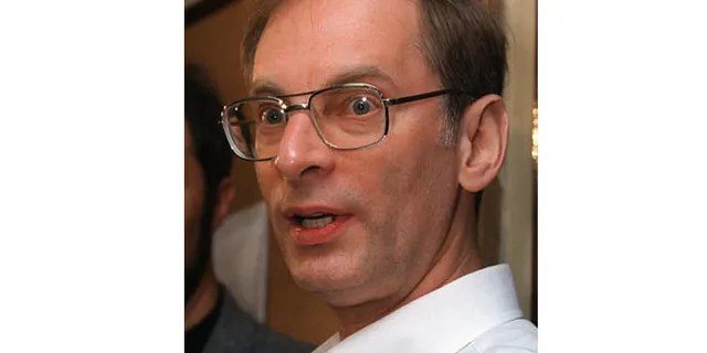 "Bernard Goetz, known as the ""Subway Vigilante"" of New York, in 1996."