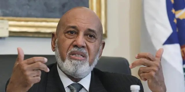 Rep. Alcee Hastings, D-Fla. (AP Photo/Manuel Balce Ceneta)