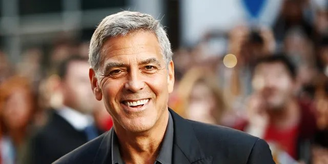 George Clooney said Joe Biden is dealing with Donald Trump's legacy.