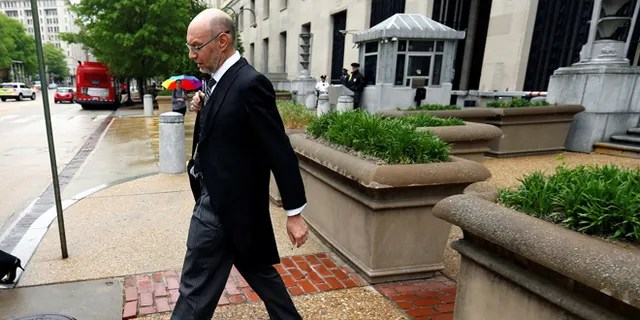 Michael Dreeben, seen at the Justice Department in this April 27, 2016, file photo, has landed a job at Georgetown after the Mueller probe.
