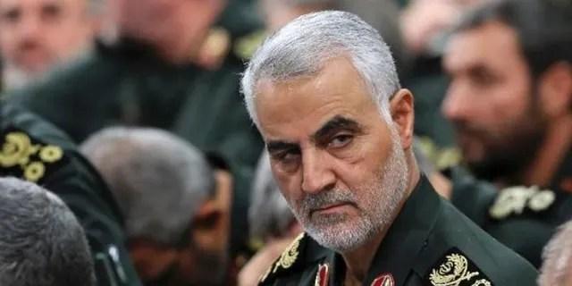 Qassam Soleimani in 2016.