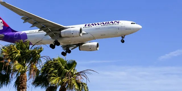 The man was ordered to pay Hawaiian Airlines the cost of returning the flight and accommodating passengers waiting for the plane in South Korea.