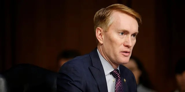 Sen. James Lankford, R-Okla., will attendWednesday's inauguration ceremony, as he did in 2013 and 2017.