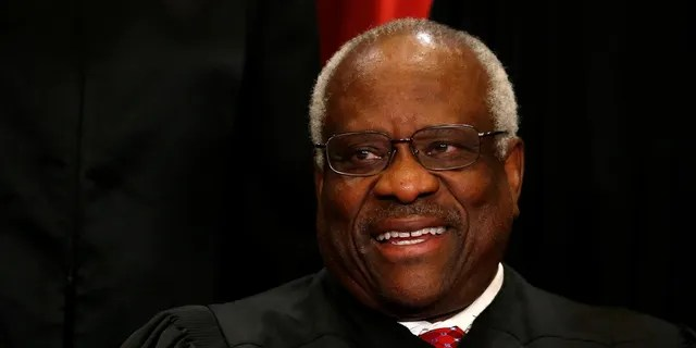 Justice Clarence Thomas has been on the Supreme Court since 1991.