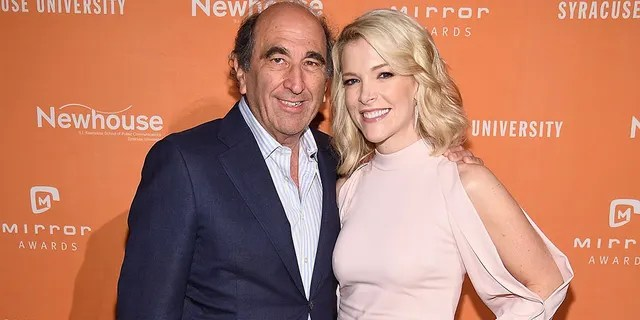 NEW YORK, NY - JUNE 13: Andy Lack and Megyn Kelly attend The 2017 Mirror Awards at Cipriani 42nd Street on June 13, 2017 in New York City. (Photo by Dimitrios Kambouris/Getty Images)