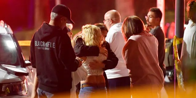 At least 12 people were killed in the mass shooting at the Borderline Bar & Grill in Thousand Oaks, Calif.