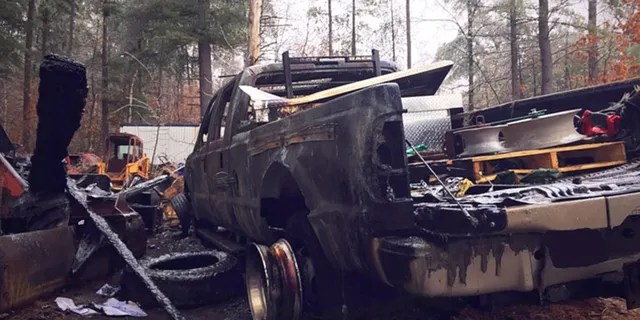 The Rickety Ranch in Hollis, N.H. has had someone damage vehicles and farm equipment over the past two years.