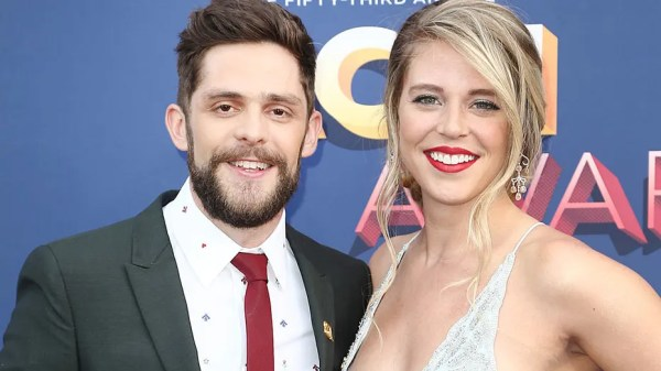 Thomas Rhett, Lauren Akins celebrate 7 years of marriage: I find