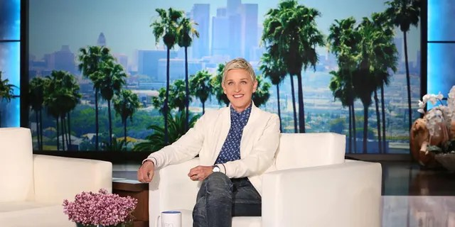 """""""I had a dream Snoop Dogg was my running mate,"""" DeGeneres said, """"but we couldn't decide who would be president and who would be vice president, so we went and got pizza instead."""""""
