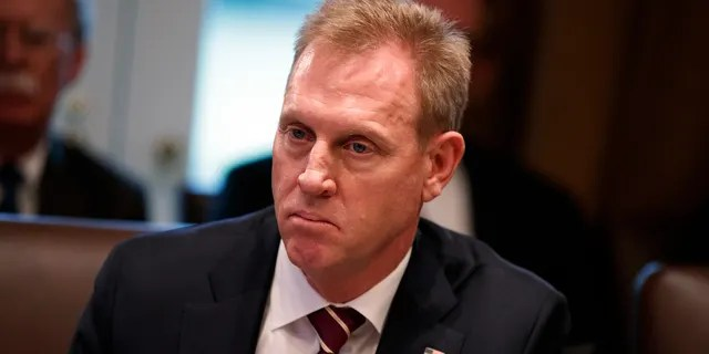 Patrick Shanahan became the acting secretary of the Defense Department on Jan. 1, 2019.