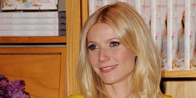 Gwyneth Paltrow signs copies of her cookbook, 'My Father's Daughter: Delicious, Easy Recipes Celebrating Family and Togetherness' on April 21, 2011 in Beverly Hills, Calif.