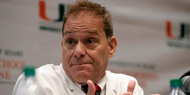 Dr. Michael Hoffer, of the University of Miami Miller School of Medicine and a group of doctors presented their findings in the case of U.S. diplomats who experienced mysterious health incidents while working at the U.S. Embassy in Havana.