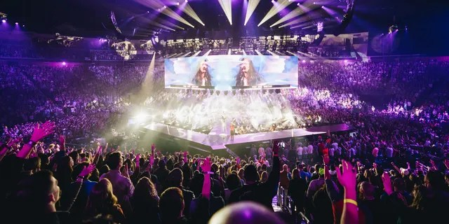 Thousands of students gathered at Passion 2019 to raise money to help spread the gospel to people who've never heard it before.
