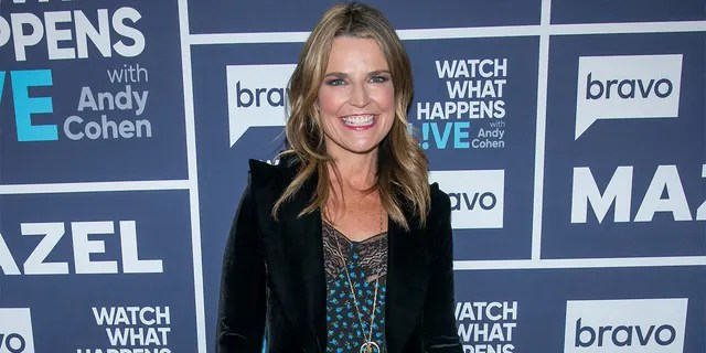 Savannah Guthrie is on the road to recovery following a freak accident involving her 2-year-old son Charley.