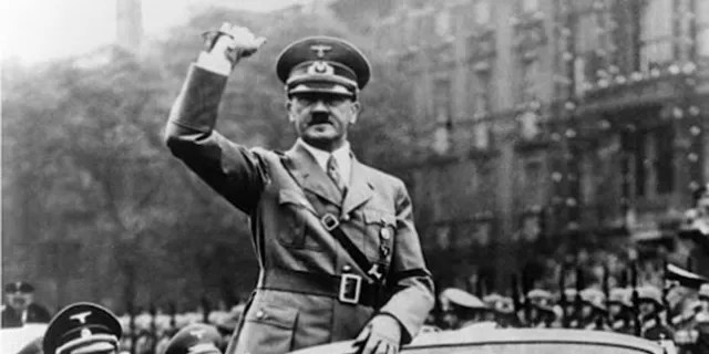 After World War II, American and British soldiers found many Hitler drawings in the ruins of German government buildings. Sotheby's in London offered Hitler drawings for sale in the 1960's. Over the years, several auctions have been conducted in England and Germany.