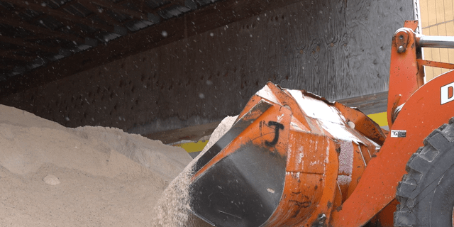Trucks will spread 900,000 tons of salt on Pennsylvania's state roadways this winter, lowering the melting point of snow and ice to where some of it turns into harmless liquid.