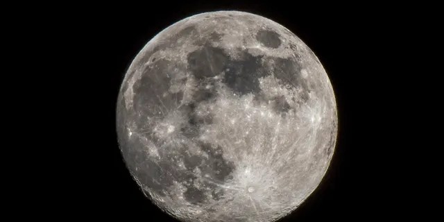 """April's full moon was nicknamed the """"pink moon"""" by Native Americans for the pink wild ground phlox, however when it rises Friday morning, it won't be pink. It will look like any other full moon."""