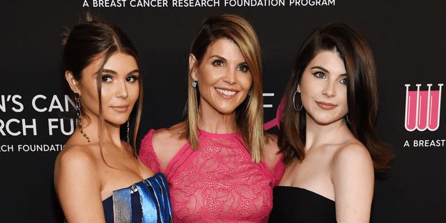 Lori Loughlin is hoping her prison sentence happens at a different time from her husband's so that one of them can be around for their daughters, Olivia Jade and Isabella.