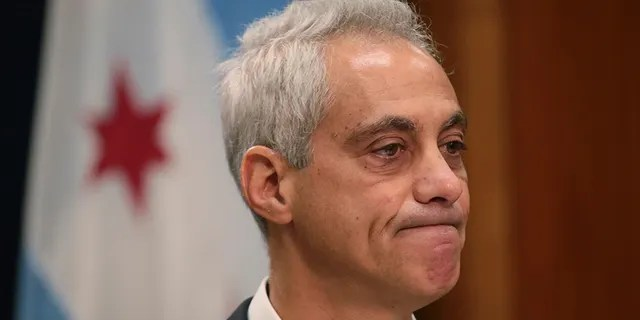 Chicago Mayor Rahm Emanuel announced last September that he would not seek a third term in office. (Associated Press)