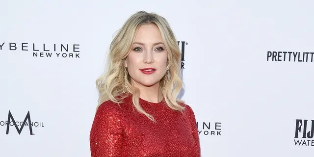 Kate Hudson said she recently learned that an hour and 20 minutes of sex earns her several FitPoints in the Weight Watchers system.