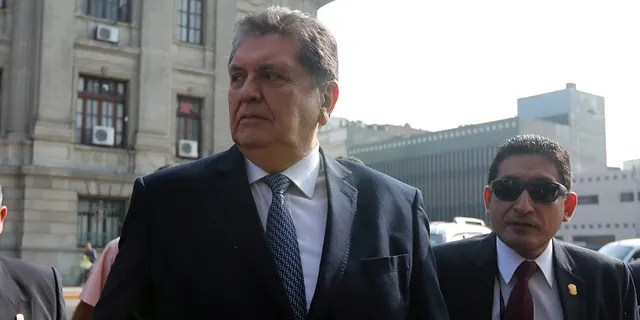 Former Peruvian President Alan Garcia shot himself in the head before police went to arrest him at his home amid allegations of taking bribes from Brazilian construction giant Odebrecht.