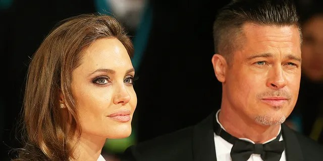 Angelina Jolie and Brad Pitt were married for two years before the actress filed for divorce.