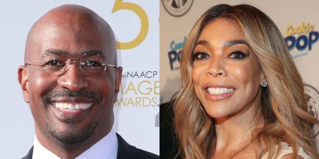 """Van Jones appeared on """"The Wendy Williams"""" show on Tuesday."""