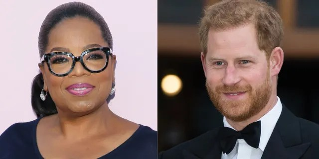 It was previously announced that Prince Harry would partner with Oprah Winfrey to create a documentary series on mental health for Apple's streaming service.