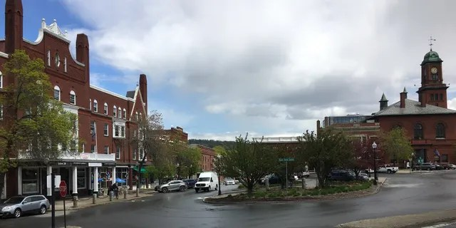 Claremont, N.H., site of Sunday's Fox News town hall with Democratic presidential candidate Pete Buttigieg, is a one-time Democratic stronghold that President Donald Trump won in the 2016 election