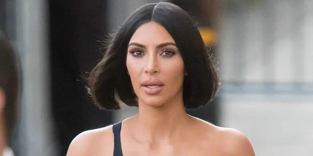 Kim Kardashian recently denied having an affair with Travis Barker.