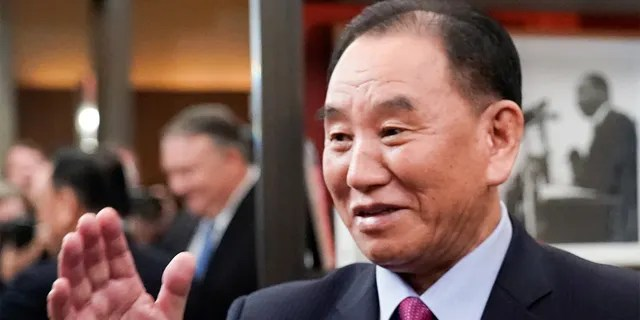 Kim aide Kim Yong Chol is reportedly undergoing hard labor for his role in the breakdown. (REUTERS, File)