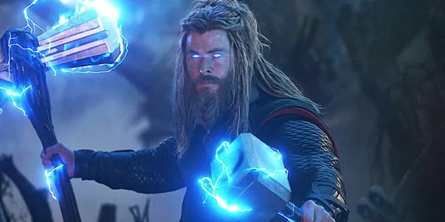 """Chris Hemsworth insisted on keeping Thor's weight in """"Avengers: Endgame."""""""