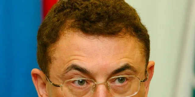 Information on Russian-American oil magnate Simon Kukes, provided by Christopher Steele, was discussed at high levels of the DOJ and State Department, new docs show -- even after Steele's credibility was questioned. (AP Photo/Mikhail Metzel)