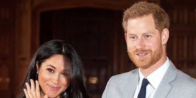 Meghan Markle and Prince Harry greet the press as they debut Baby Sussex. The couple met reporters at Windsor Castle, where they also met with Queen Elizabeth II and Prince Philip, Duke of Edinburgh.